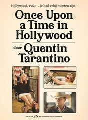 """""""Once Upon a Time in Hollywood"""" door Quentin Tarantino"""