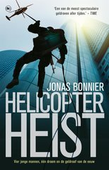 """Helicopter Heist"" door Jonas Bonnier"