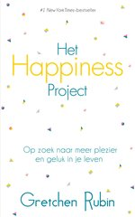 """Het Happiness project"" door Gretchen Rubin"