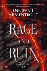 """""""Rage and Ruin"""" door Jennifer L. Armentrout"""