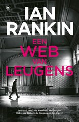 """Een web van leugens"" door Author Ian Rankin"