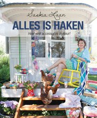 """Alles is haken"" door Saskia Laan"