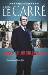 """Tinker tailor, soldier spy"" door John Le Carre"