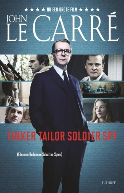Tinker tailor, soldier spy