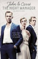 """The night manager"" door John Le Carre"