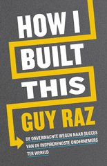 """How I built this"" от Guy Raz"