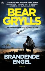 """Brandende engel"" door Bear Grylls"
