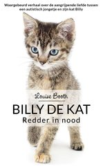 """Billy de kat"" door Louise Booth"