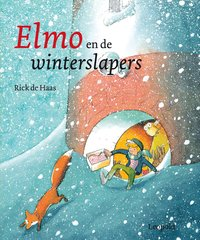 """Elmo en de winterslapers"" door Rick de Haas"