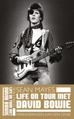 """Life on Tour met David Bowie"" от Sean Mayes"
