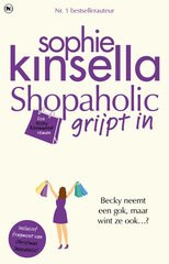"""Shopaholic grijpt in"" door Sophie Kinsella"